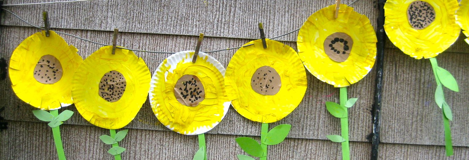 slider sunflower art